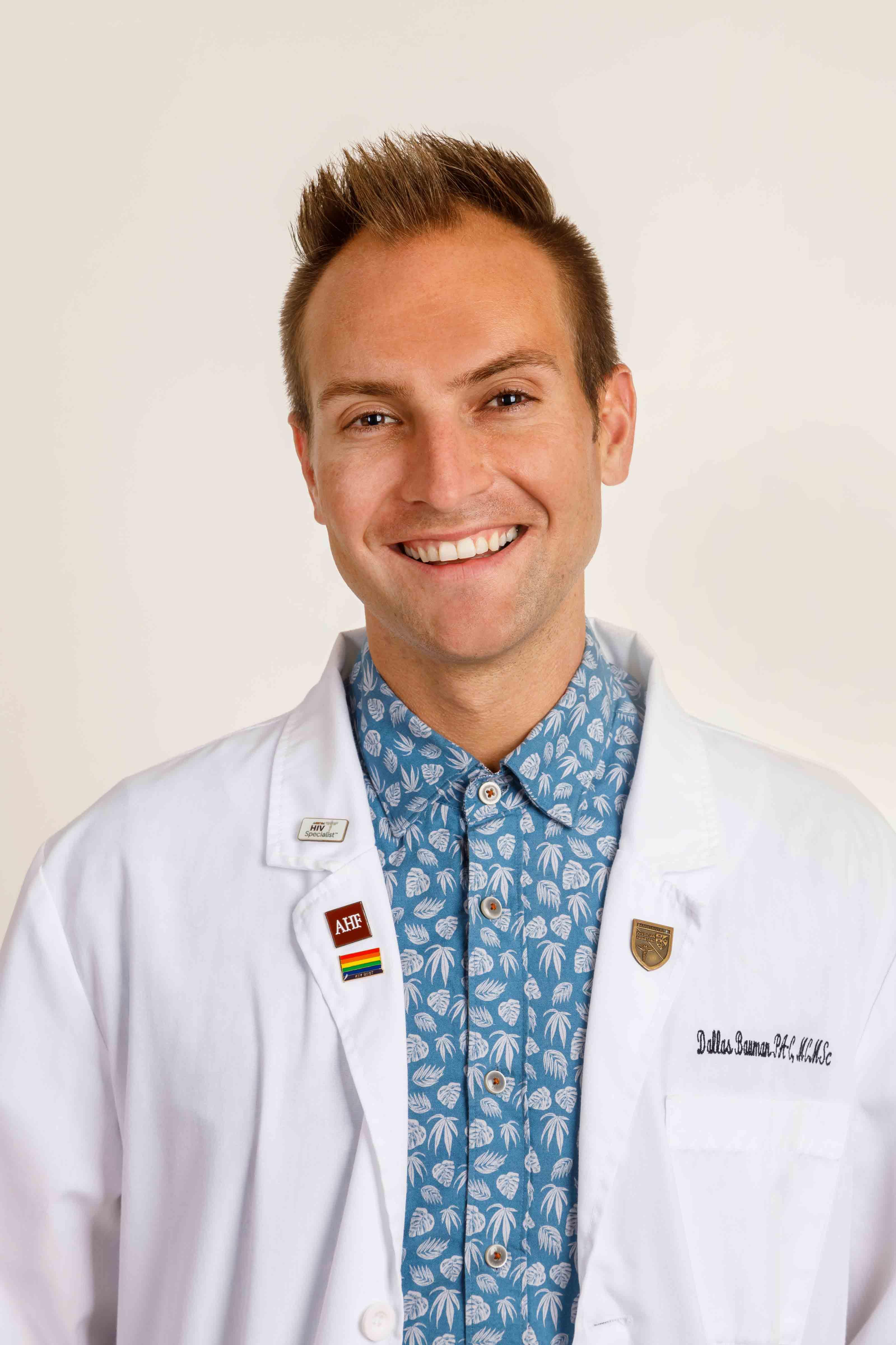 Dallas Bauman, P A  • HIVcare org