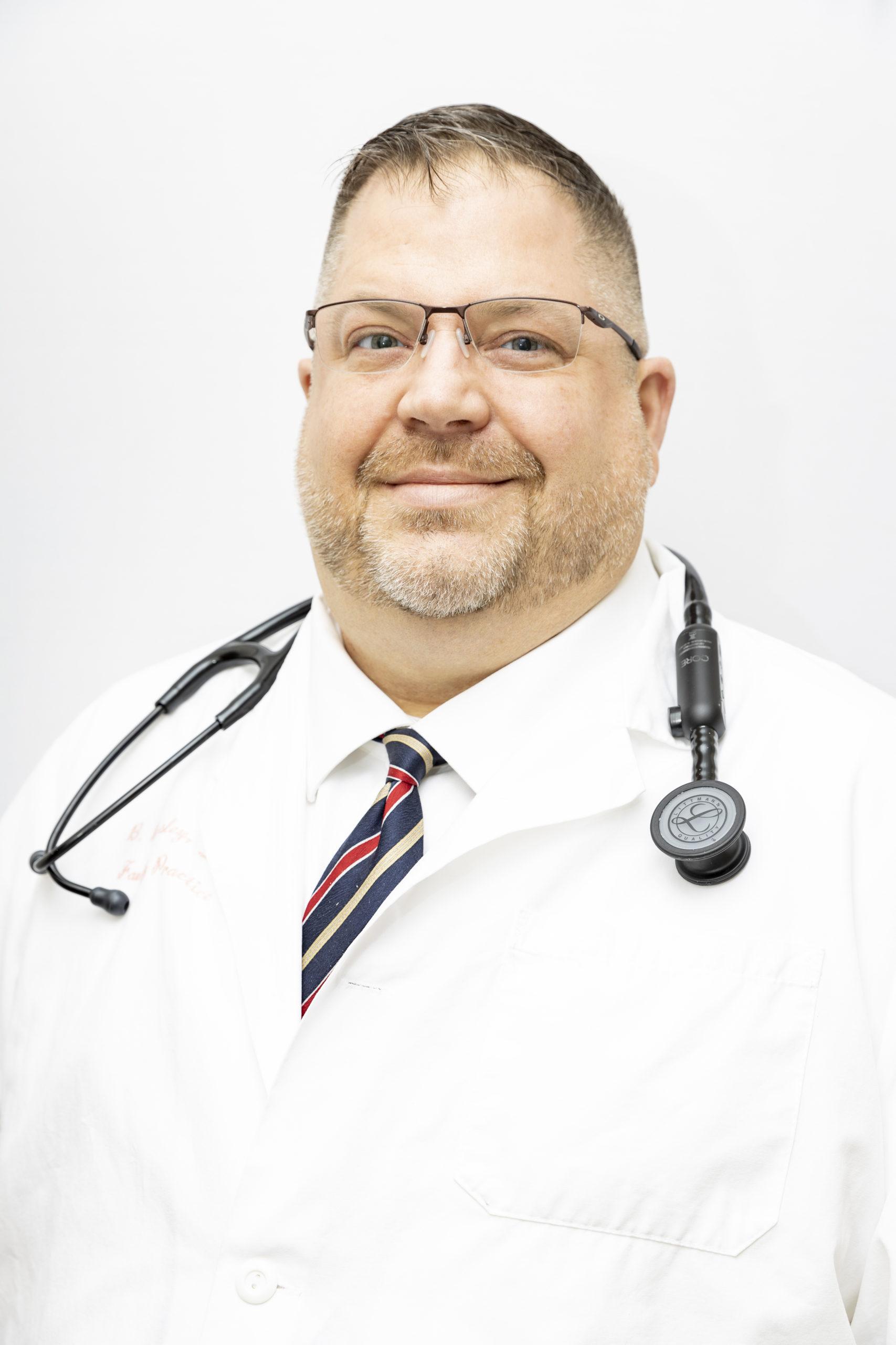 Dr. Brian Beesley, M.D.