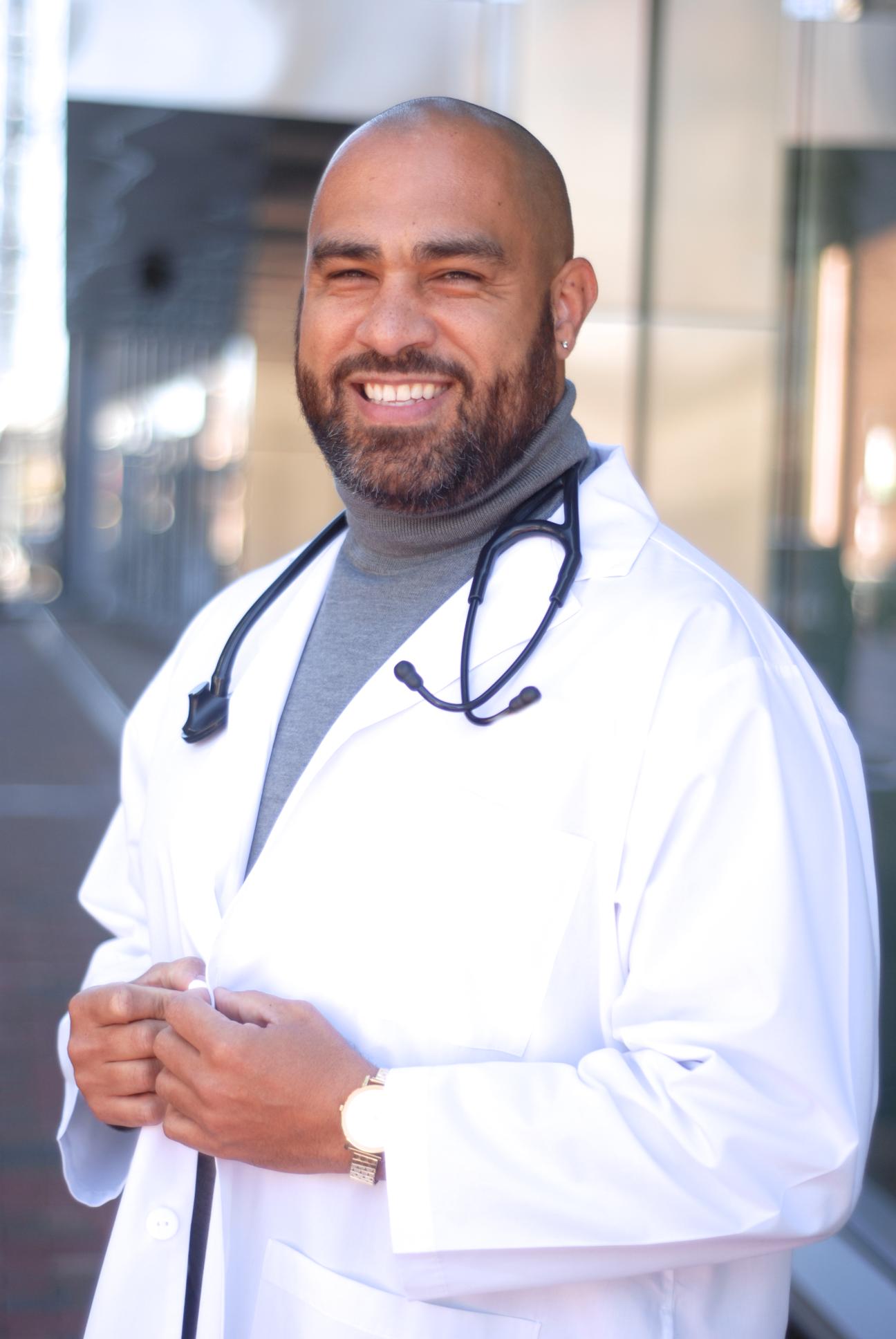 Dr. David Malebranche, MD